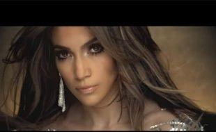 Capture d'écran du clip «On the floor» de Jennifer Lopez.
