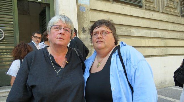 Hélène Burucoa et Claude Genart. – MickaÎl Penverne / 20 Minutes