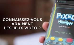 Le jeu Pixels Challenge est disponible gratuitement.
