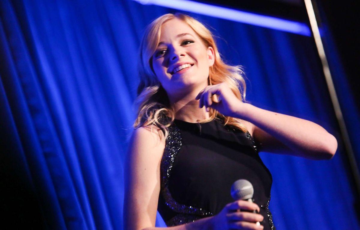 La chanteuse Jackie Evancho chantera à l'investiture de Donald Trump – BFAnyc/Shutterstock/SIPA
