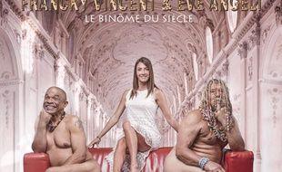 Le nouvel album d'Eve Angeli et Francky Vincent sortira en octobre 2018.