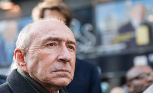 Gérard Collomb, maire de Lyon.