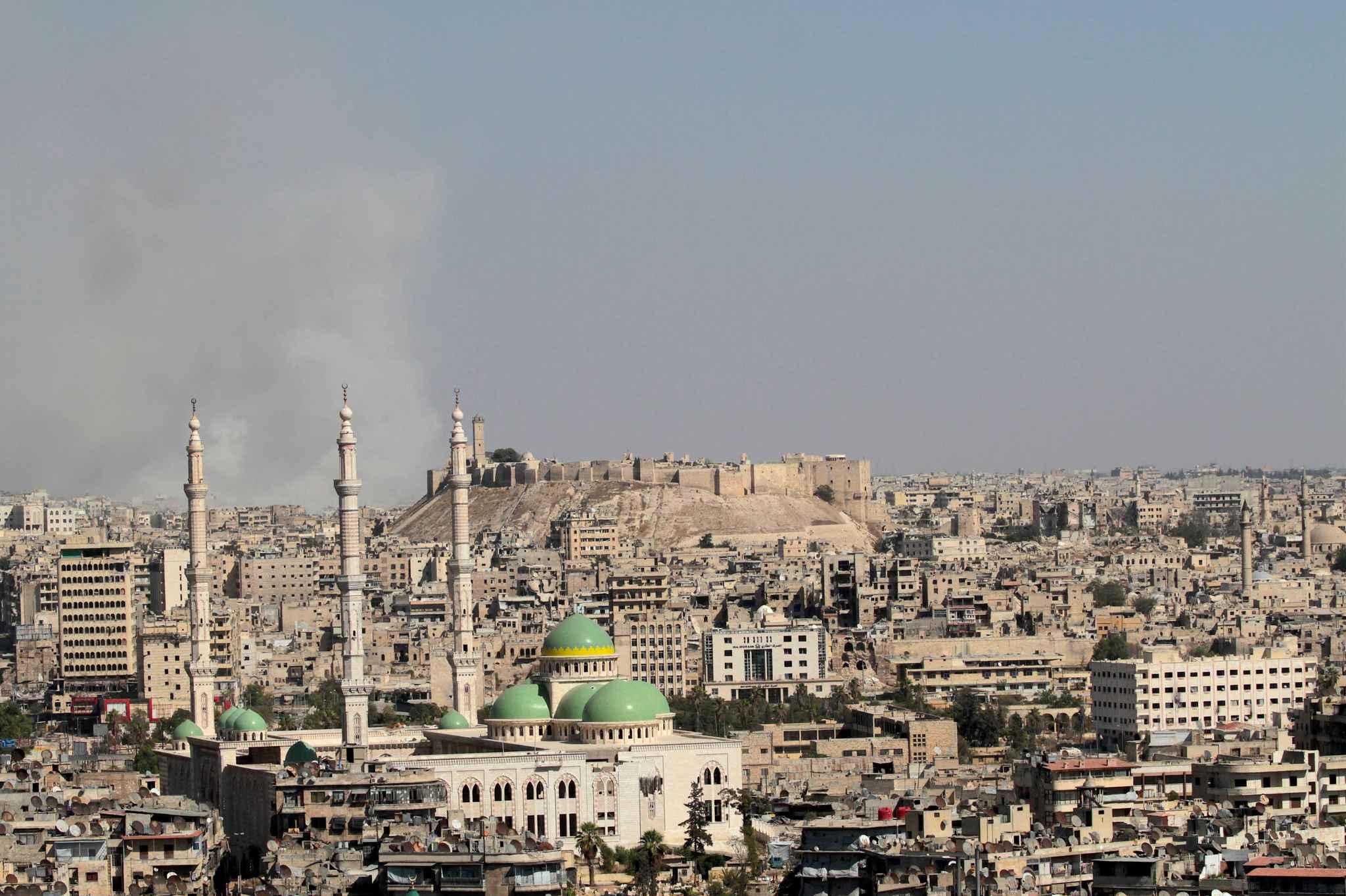 La trêve entre en vigueur et les armes se taisent — Syrie
