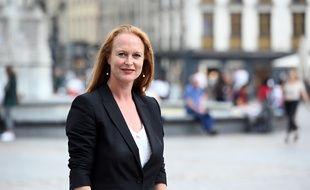 Violette Spillebout, candidate (LREM) à la mairie de Lille.