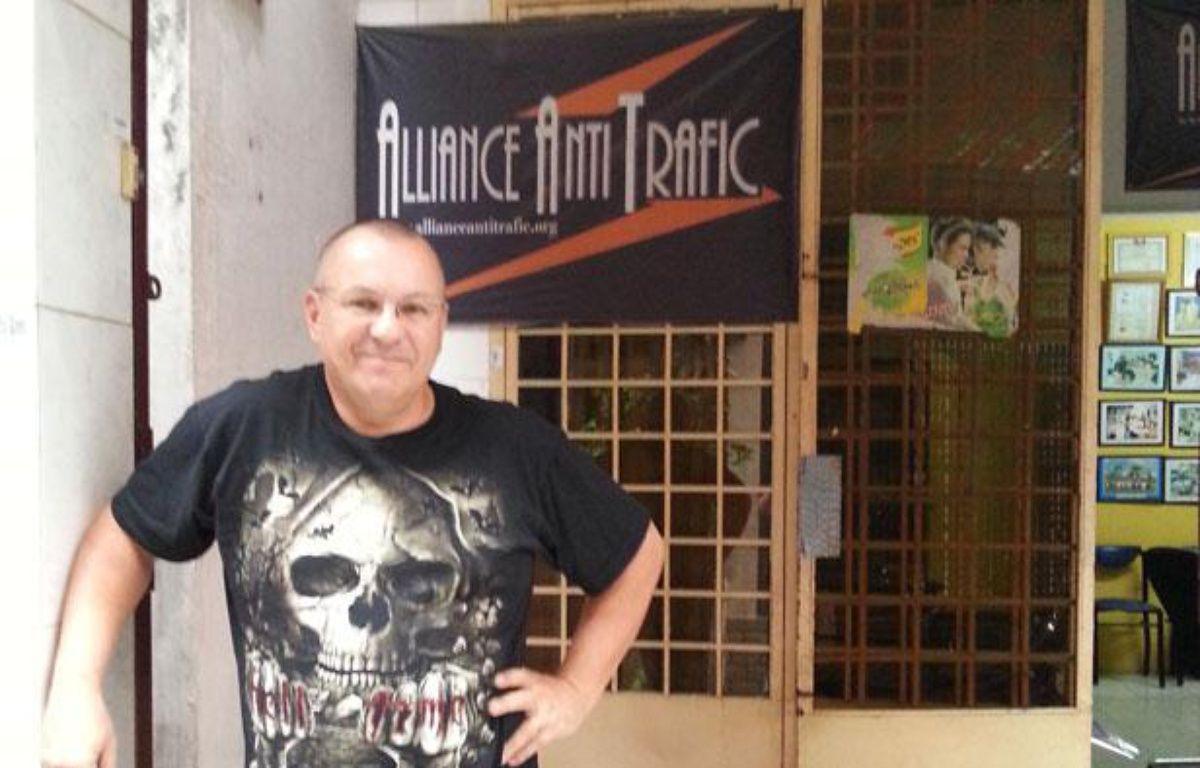 Georges Blanchard, directeur de l'Alliance Anti-Trafic  – Mathieu Bruckmüller/20 Minutes