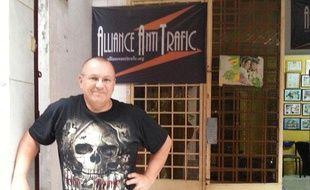 Georges Blanchard, directeur de l'Alliance Anti-Trafic