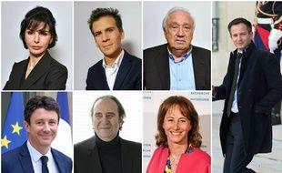 Dati, Campion, Griveaux, etc., les ambitions de certains s'affichent de plus en plus en vue des municipales 2020 à Paris