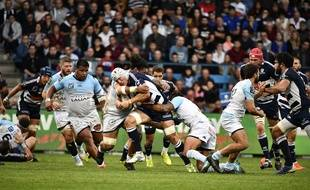 Le match Bayonne Agen en Top 14