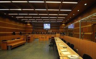 Au tribunal de Grenoble. (archives)