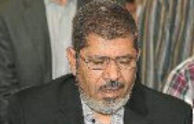 Mohammed Morsi, le nouveau président égyptien.