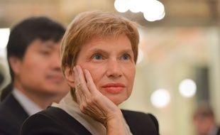 Laurence Parisot, ancienne président du Medef devrait rejoindre le conseil d'administration d'EDF..