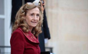 Nicole Belloubet, ministre de la Justice, le 6 mars 2019 à Paris.