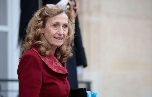 Relaxe Tapie: Un appel du parquet «pas forcément logique», estime Nicole Belloubet