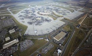 L'aéroport de Roissy-Charles-de-Gaulle
