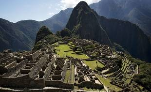Les ruines du Machu Picchu, au Pérou,