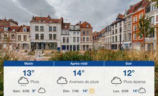 Météo Lille: Prévisions du vendredi 5 juin 2020