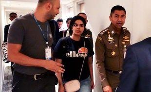Rahaf Mohammed al-Qunun, la jeune Saoudienne qui a fui sa famille, est attendue samedi au Canada, qui a décidé de lui accorder l'asile