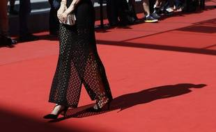 Illustration des marches du Festival de Cannes