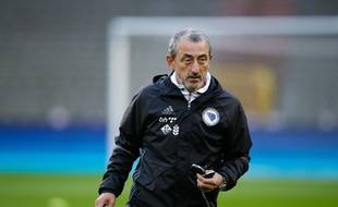 Mécha Bazdarevic va devenir l'entraîneur d'En Avant Guingamp.
