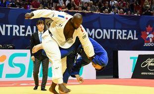 Le géant du judo mondial Teddy Riner est revenu en force dimanche en remportant le Grand Prix de Montréal.