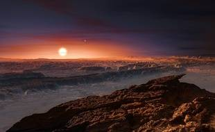 En 2016, la découverte de Proxima b, située à seulement quatre années-lumière de notre système solaire, avait suscité l'émoi