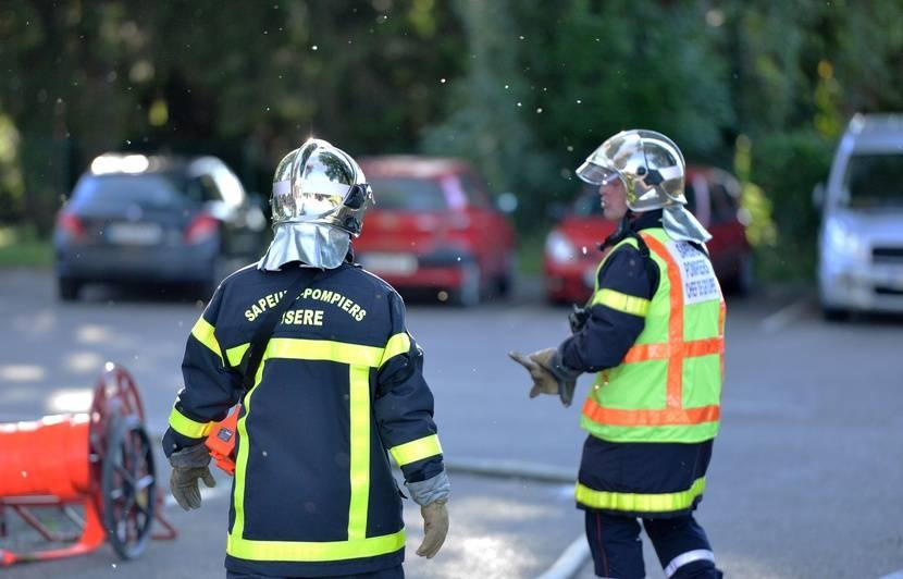« Les pompiers volontaires craignent pour leur avenir », l'autre combat des soldats du feu