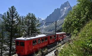 Le petit train à crémaillère du Montenvers restera fermé ce mercredi