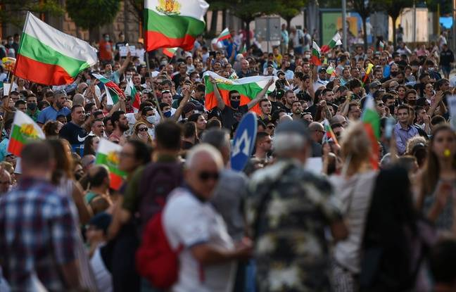 Bulgarie: Depuis quatre jours des manifestants demandent le départ du gouvernement