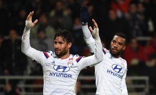 Nabil Fekir et Alexandre Lacazette seront à n'en pas douter les deux joueurs lyonnais les plus sollicités cet été.