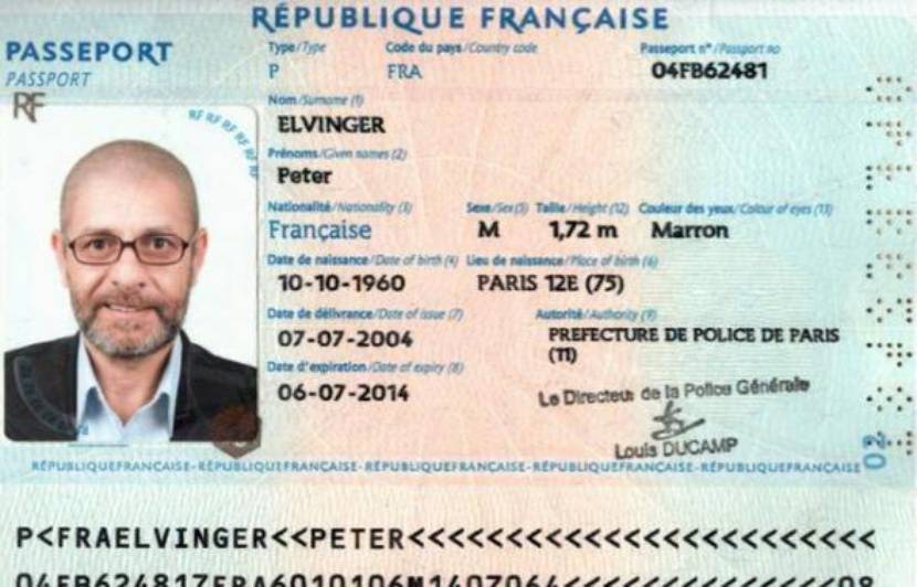 Dubaigate Les Passeports Francais Utilises Ont Ete Falsifies