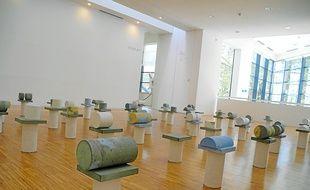 Les sculptures ont été exposées au musée de l'Orangerie à Paris en 2007.