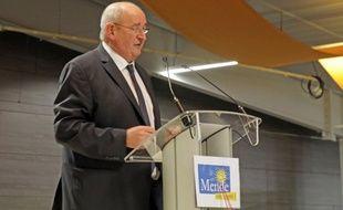 Le maire de Mende, Alain Bertrand (PS), va démissionner de ses fonctions au 10 mai 2016.