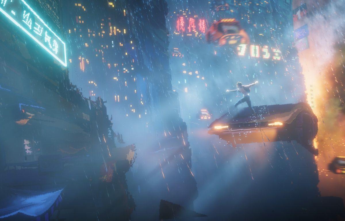 Le jeu «The Last Night» sortira en 2018, d'abord sur Xbox et PC, puis sur PS4.  – RAW FURY