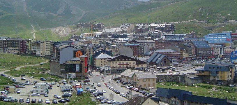 Pas-de-la-Case, en Andorre.
