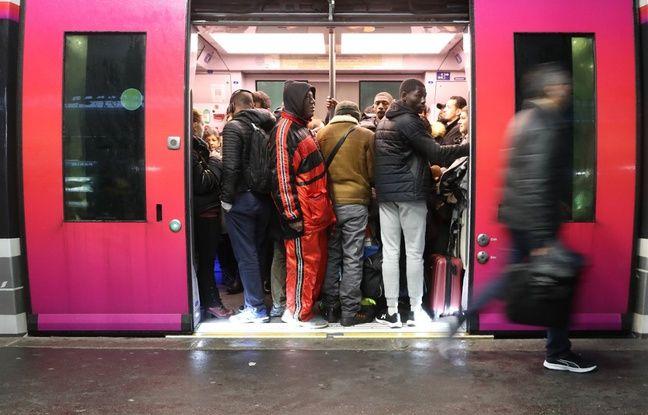 Nouvel An: La SNCF met en place des trains de banlieue toute la nuit du réveillon