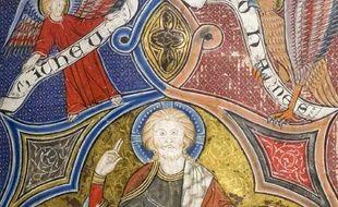 De précieux manuscrits dominicains exposés à la bibliothèque d'étude et du patrimoine de Toulouse.