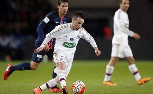 Mathieu Valbuena va manquer le match face au PSG.