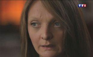 Rachel Lambert, interviewée dans le cadre de l'émission «Sept à huit» sur TF1 à l'occasion de la sortie de son livre.