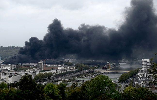 Incendie de Lubrizol à Rouen: Les inspections de sites classés vont être renforcées
