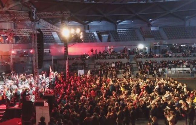 Toulouse: Les opposants à la réforme des retraites s'invitent à la cérémonie des vSux du maire
