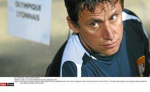 Robert Duverne a été le préparateur physique de l'Olympique lyonnais durant dix-neuf saisons.