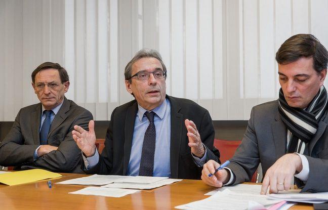Le maire (PS) Roland Ries pas candidat pour 2020, Robert Herrmann ou Alain Fontanel se présenteront-ils dans trois ans ?