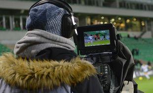 Seules quatre affiches entre Ligue 2 de ce huitième tour de Coupe de France sont télévisées. Illustration.