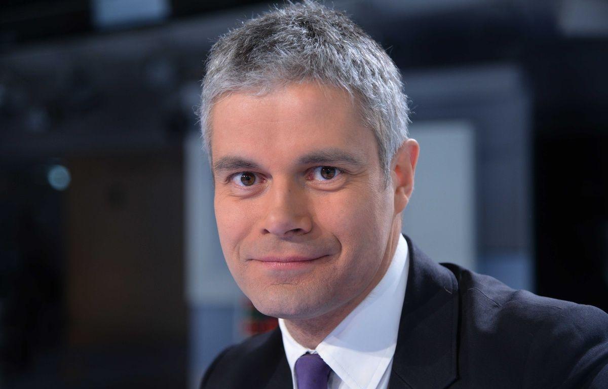 Le député de Haute-Loire Laurent Wauquiez, le 13 janvier 2013 à Paris. –  IBO/SIPA