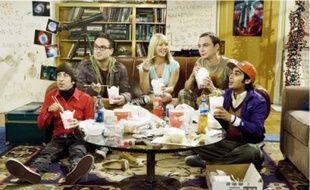 « The Big Band Theory », sur NRJ 12, fera le bonheur des geeks le 8 octobre.