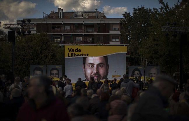 Les indépendantistes catalans élus en détention assisteront à l'ouverture du parlement espagnol