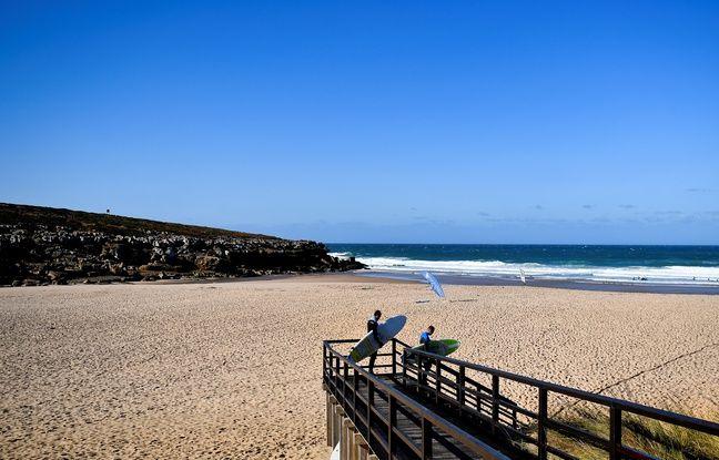 Portugal: Un couple d'Australiens se tue en prenant un selfie sur une plage Nouvel Ordre Mondial, Nouvel Ordre Mondial Actualit�, Nouvel Ordre Mondial illuminati