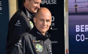 Bertrand Piccard, pilote et cofondateur du projet Solar Impulse.
