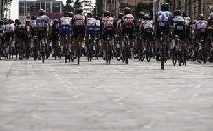 L'antépénultiemme étape a ét raccourcie à la demande des coureurs