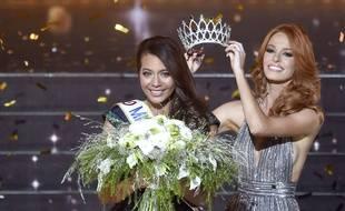 Miss Tahiti, Vaimalama Chaves a été couronnée Miss France 2019 en décembre 2018.